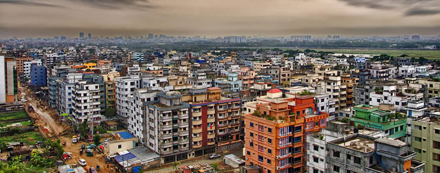 unplanned housing in dhaka city finding Sustainable landscapes dhaka, an urban and architectural strategy for high-density city show both planned and unplanned developments of this city.